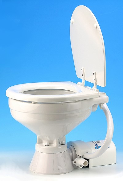 Jabsco 37010 0090 Toilet 12v Compact Bowl Electric